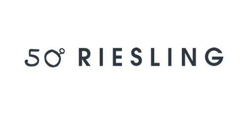 50 riesling logo