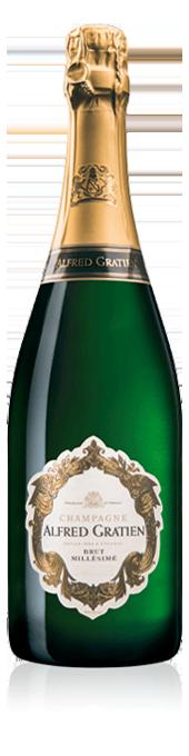 Alfred Gratien Classic Brut Millésimé bottle