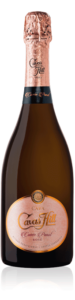 Cavas Hill Cuvée Panot Rosé bottle