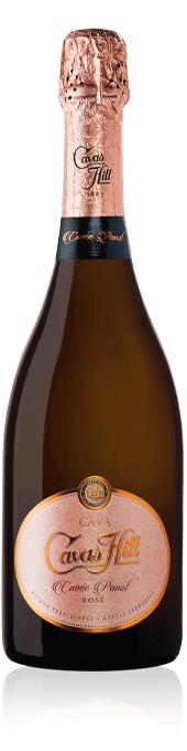 Cavas Hill Cuvée Panot Rosé bottle