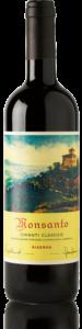 Castello di Monsanto Chianti Classico RISERVA bottle