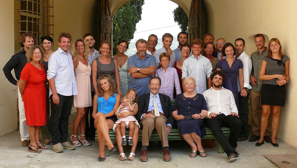 Capezzana Contini Bonacossi Family