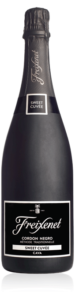 Freixenet Cordon Negro Sweet Cuvée bottle