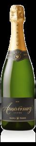 Gloria Ferrer Anniversary Cuvée bottle