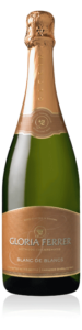 Gloria Ferrer Blanc de Blancs bottle
