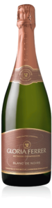 Gloria Ferrer Blanc de Noirs bottle