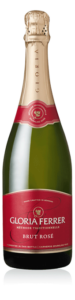 Gloria Ferrer Brut Rosé bottle