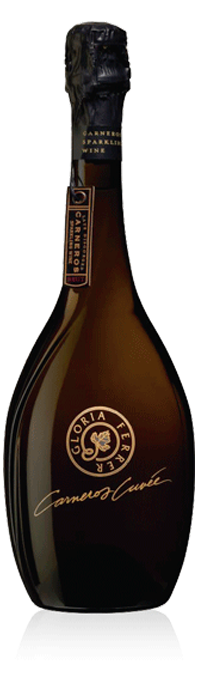 Gloria Ferrer Carneros Cuvée bottle