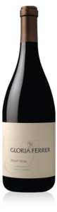 Gloria Ferrer Carneros Pinot Noir bottle