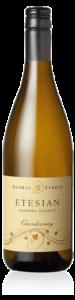 Gloria Ferrer Etesian Chardonnay bottle