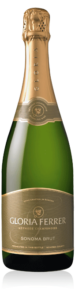 Gloria Ferrer Sonoma Brut bottle