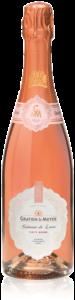 Gratien & Meyer Crémant de Loire Rosé bottle