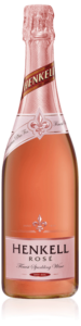 Henkell Rosé bottle