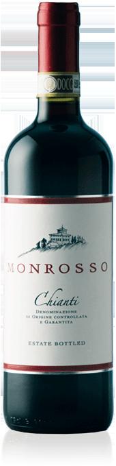 Monrosso Chianti DOCG bottle