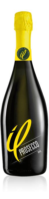 """""""Il"""" Prosecco bottle"""