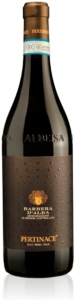 Pertinace Barbera d'Alba bottle