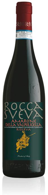 Rocca Sveva Valpolicella Amarone DOCG Riserva bottl