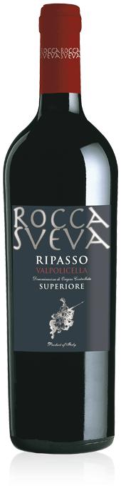 Rocca Sveva Valpolicella Ripasso Superiore DOC bottle