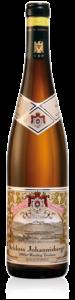 Schloss Johannisberg Riesling Gelblack Qualitätswein Feinherb bottle
