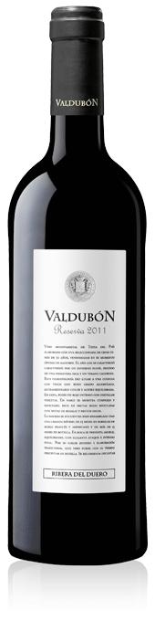 Ferrer Family Wines Valdubón Reserva bottle