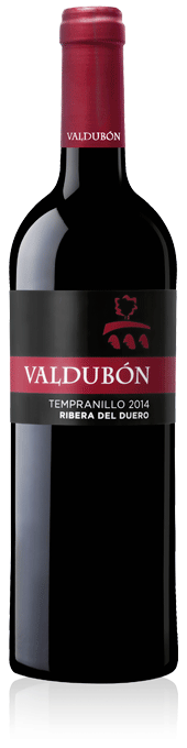 Ferrer Family Wines Valdubón Tempranillo bottle