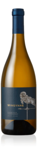 WindVane Carneros Chardonnay bottle