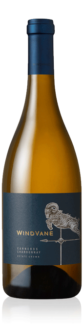 WindVane Carneros Chardonnay bottle