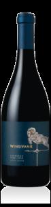 WindVane Carneros Pinot Noir bottle