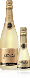 Freixenet Carta Nevada Brut bottle