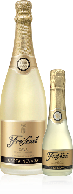 Freixenet Carta Nevada Semi Dry bottle