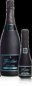 Freixenet Cordon Negro Extra Dry bottle
