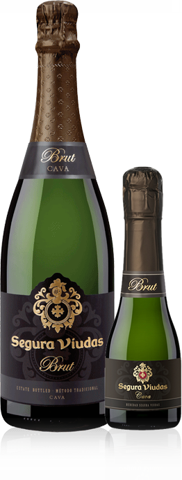 Segura Viudas Brut bottle